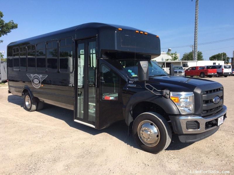 Used 2013 Ford F 650 Mini Bus Shuttle Tour Grech Motors