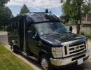 2012, Ford E-350, Van Shuttle / Tour, Turtle Top