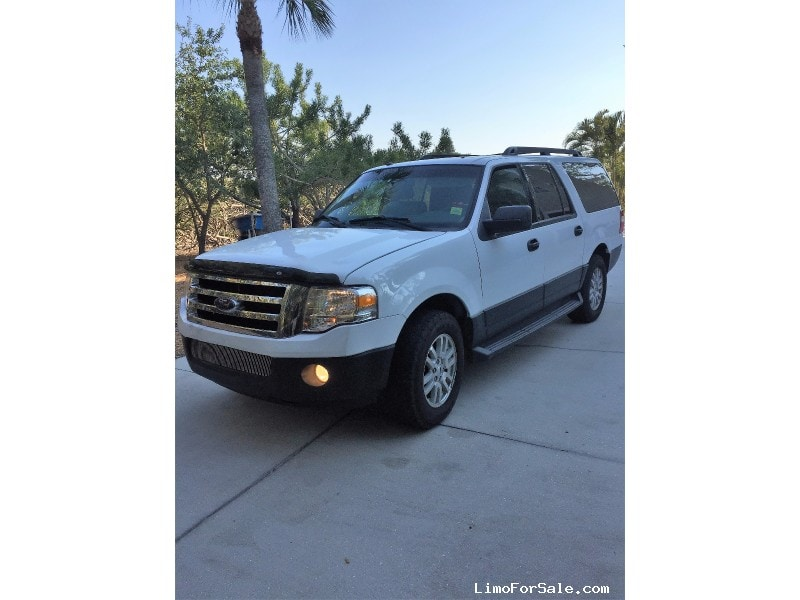 Used 2012 Ford Expedition EL SUV Limo OEM - TERRA CEIA, Florida - $5,500