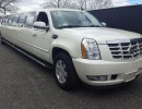 2007, Cadillac Escalade, SUV Stretch Limo, Ultimate Coachworks