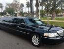 2010, Lincoln Town Car, Sedan Stretch Limo, Pinnacle Limousine Manufacturing