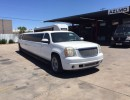 2007, GMC Yukon XL, SUV Stretch Limo, Mark III