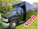2002, Ford E-450, Mini Bus Limo, Federal