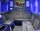 2017, Ford Transit, Van Limo, Battisti Customs