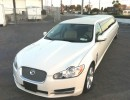 2009, Jaguar XF, Sedan Stretch Limo