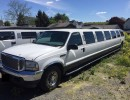 2004, Ford Excursion, SUV Stretch Limo, Pinnacle Limousine Manufacturing