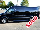 New 2016 Mercedes-Benz Sprinter Van Limo Midwest Automotive Designs - Oaklyn, New Jersey    - $119,490