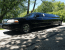 2008, Lincoln Town Car, Sedan Stretch Limo, Krystal