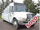 Used 2008 International 3200 Motorcoach Shuttle / Tour Krystal - North East, Pennsylvania - $21,900