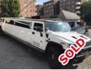 Used 2005 Hummer H2 SUV Stretch Limo Coastal Coachworks - $32,000
