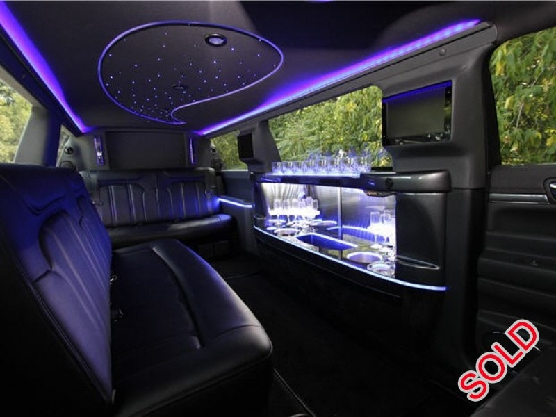 New 2017 Lincoln MKT Sedan Stretch Limo Royale - Haverhill, Massachusetts - $89,700