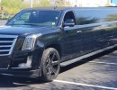 2016, Cadillac Escalade EXT, SUV Stretch Limo