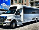 2015, Ford F-650, Mini Bus Shuttle / Tour, Glaval Bus