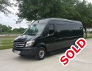 Used 2014 Mercedes-Benz Sprinter Van Limo Limo Land by Imperial - Cypress, Texas - $58,500