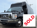 2012, Ford E-450, Motorcoach Limo, Federal