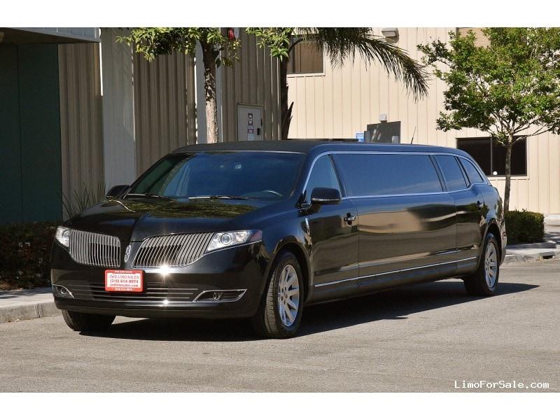 Used 2014 Lincoln MKT Sedan Stretch Limo Royale - Fontana, California - $55,995