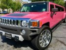 2008, Hummer H3, SUV Stretch Limo, Lime Lite Coach Works