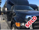2015, Ford F-650, Mini Bus Shuttle / Tour, Grech Motors