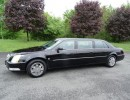 2008, Cadillac DTS, Funeral Limo, Federal