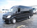 2012, Mercedes-Benz Sprinter, Van Limo, Midwest Automotive Designs
