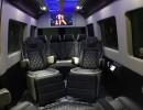 2016, Mercedes-Benz Sprinter, Van Limo, Signature Limousine Manufacturing
