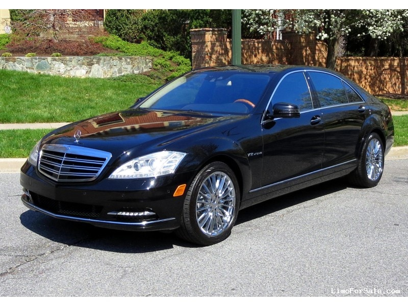 Used 2011 Mercedes-Benz S Class Sedan Limo  - Potomac, Maryland - $32,995