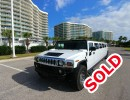 New 2003 Hummer H2 SUV Stretch Limo Big Limos MFG - San Marcos, Texas - $22,000