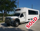 2011, Ford F-550, Mini Bus Limo, California Coach