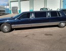1995, Cadillac Fleetwood, Sedan Stretch Limo