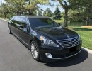 2015, Hyundai Equus, Sedan Stretch Limo, Signature Limousine Manufacturing