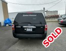 Used 2011 Ford Expedition SUV Stretch Limo Lime Lite Coach Works - spokane - $35,750
