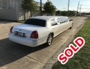 Used 2007 Lincoln Town Car Sedan Stretch Limo Springfield - kenner, Louisiana - $14,500
