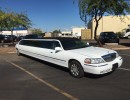 2007, Lincoln Town Car, Sedan Stretch Limo, Great Lakes Coach