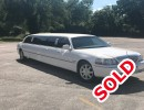 2008, Lincoln Towncar, Sedan Stretch Limo, Krystal