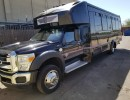 2011, Ford, Mini Bus Shuttle / Tour, Goshen Coach