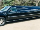 2008, Cadillac Escalade, SUV Stretch Limo, American Custom Coach