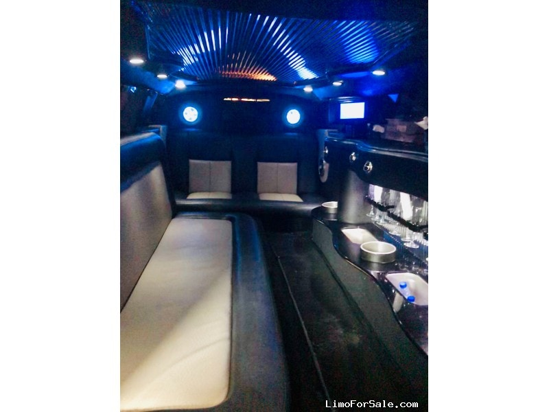 Used 2007 Chrysler 300 Sedan Stretch Limo Viking - Oconomowoc, Wisconsin - $13,999