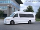 Used 2018 Mercedes-Benz Van Limo Battisti Customs - Elkhart, Indiana    - $118,600