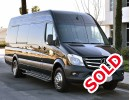 2014, Mercedes-Benz, Van Shuttle / Tour
