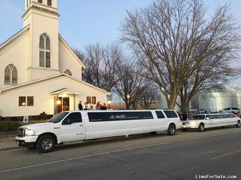 Used 2002 Ford SUV Stretch Limo Big Limos MFG - Doon, Iowa - $9,000