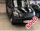 2014, Mercedes-Benz, Van Shuttle / Tour, Executive Coach Builders
