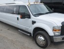 2009, Ford F-450, SUV Stretch Limo, Executive Coach Builders