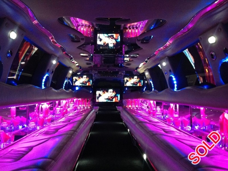 Used 2000 Ford Excursion SUV Stretch Limo Ultra - san jose, California - $15,000