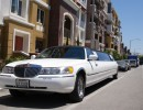 2000, Lincoln, Sedan Stretch Limo, Ultra