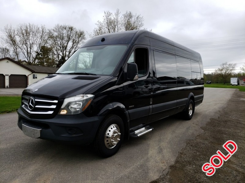 Used 2014 Mercedes-Benz Van Limo Top Limo NY - North East, Pennsylvania - $59,900