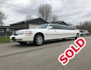 Used 2008 Lincoln Sedan Stretch Limo  - North East, Pennsylvania - $14,900