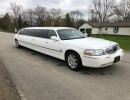 2008, Lincoln, Sedan Stretch Limo