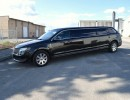 2013, Lincoln MKT, Sedan Stretch Limo, Royal Coach Builders