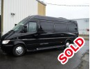 2006, Mercedes-Benz Sprinter, Van Limo, Midwest Automotive Designs