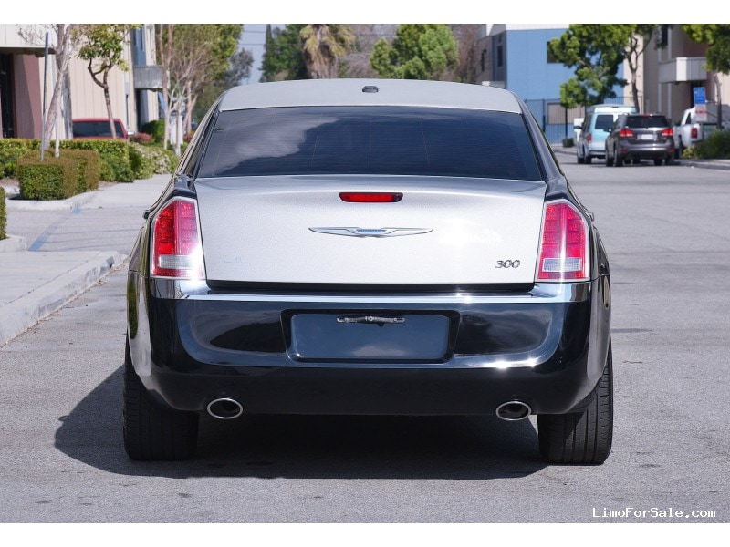 Used 2013 Chrysler Sedan Stretch Limo Quality Coachworks - Fontana, California - $34,995